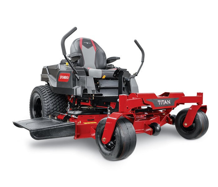 "Toro 54"" TITAN Zero Turn Riding Mower"