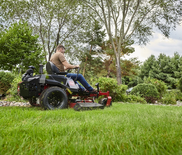 "48"" Titan® IronForged™ Deck Zero Turn Riding Mower"