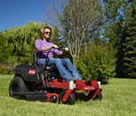 "42"" TimeCutter® Zero-Turn Riding Mower with Smart Speed®"