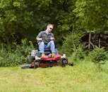 "50"" TimeCutter® IronForged™ Deck Zero Turn Riding Mower"