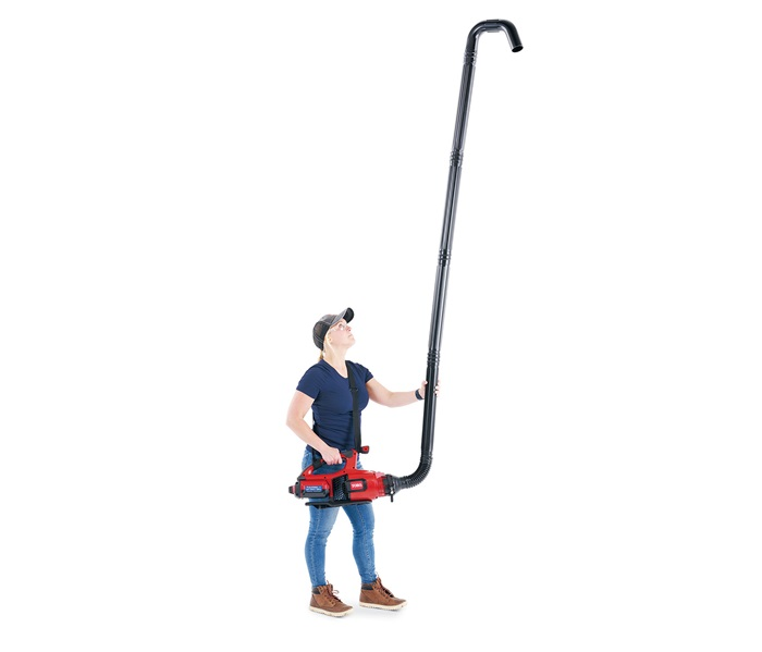 Universal Gutter Cleaning Kit for Blower/Vacs (51668)