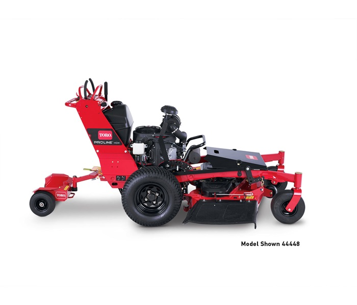 ProLine HDX Mid-Size Mower with Optional Sulky