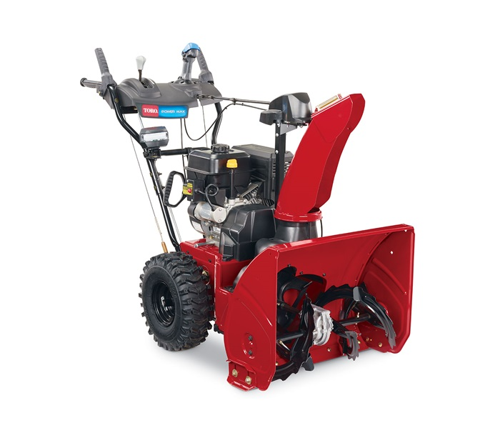 Power Max 174 826 Oae Two Stage Snow Blower Toro