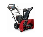 SnowMaster 724 QXE in-line two-stage snow blower