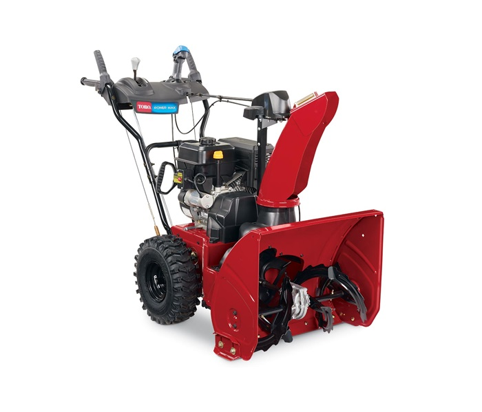 Power Max 824 Oe 24 252cc Two Stage Electric Start Gas Snow Blower Toro