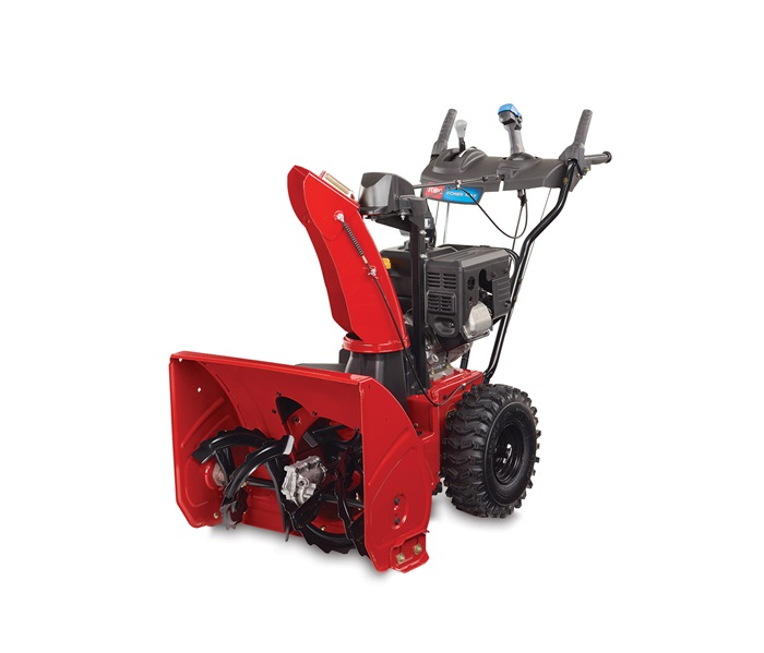Power Max 826 OAE two-stage snow blower