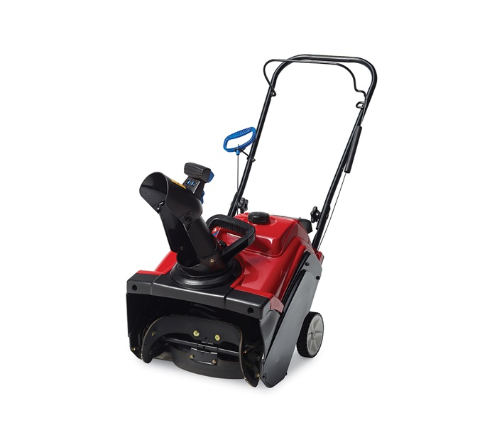 Toro Power Clear 518 ZR single-stage snow blower