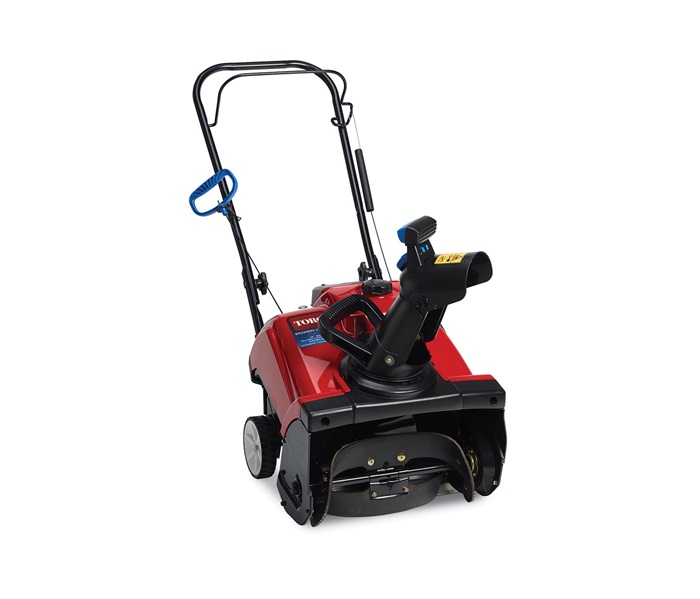 Toro Power Clear 518 ZE single-stage snow blower