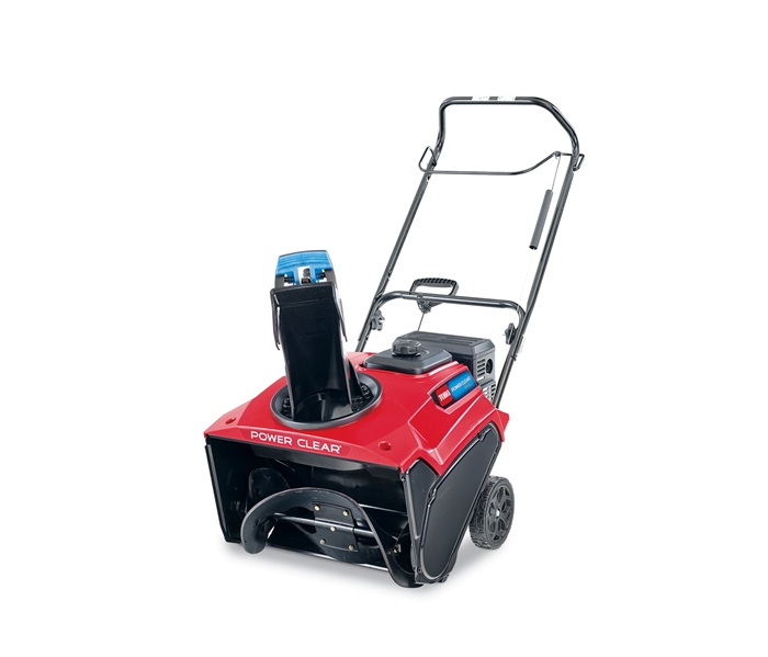 Power Clear® 721 E Single Stage Snow Blower | Toro