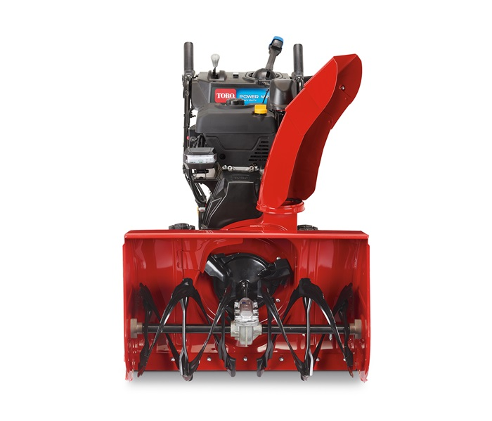 Power Max HD 928 OAE two-stage snow blower