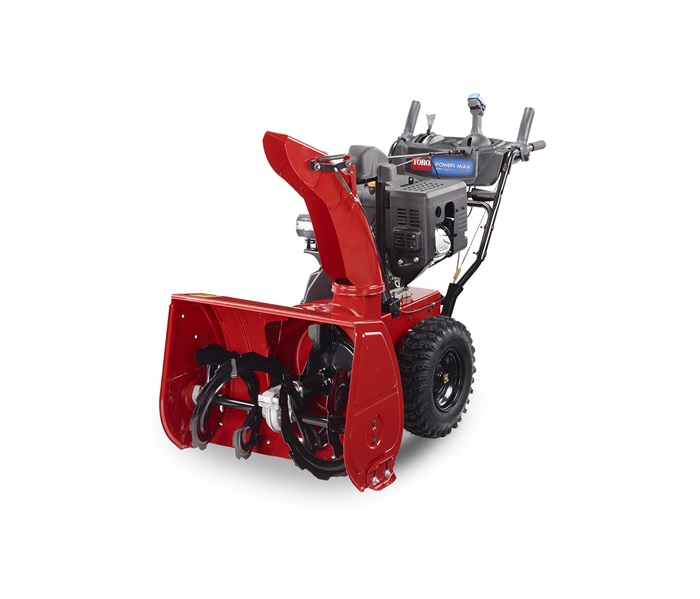 Power Max HD 1028 OHXE two-stage snow blower