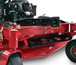 Toro Multi Force hitch system