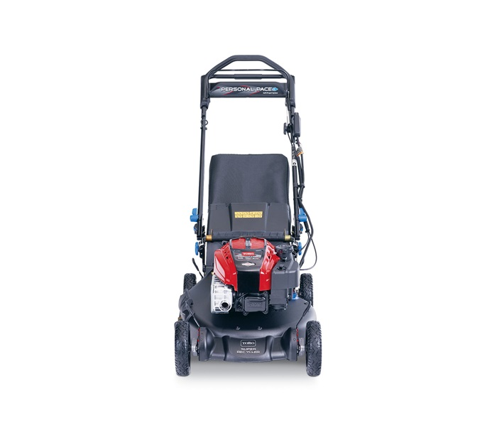 """21"""" (53 cm) Super Recycler® 190cc Briggs & Stratton® Engine Electric Start with SmartStow® and FLEX Handle (21387)"""