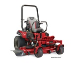 "60"" (152 cm) TITAN® HD 2000 Series MyRIDE® Zero Turn Mower (74467)"