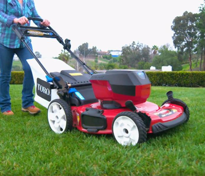 "22"" (56cm) 60V MAX* Recycler® Mower"