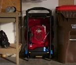 Toro Personal Pace SmartStow Lawn Mower