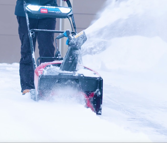 Toro 60-Volt Power Clear Snow Blower