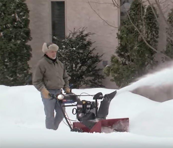 Toro PowerMax HD Snowblowers