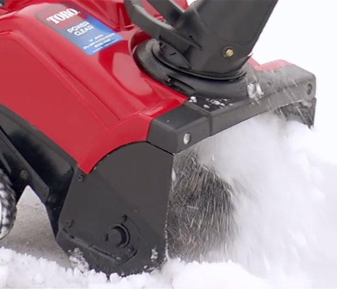 Power Clear® 518 ZR Single Stage Snowblower | Toro