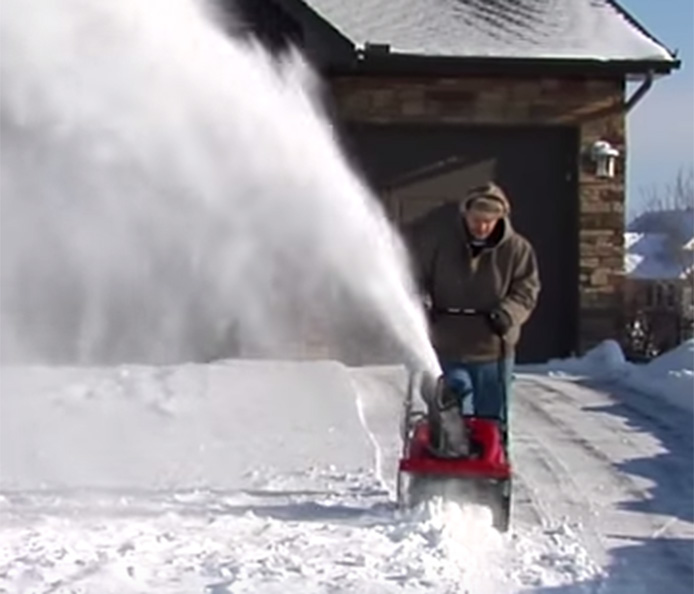 Toro Single-Stage Snowblowers