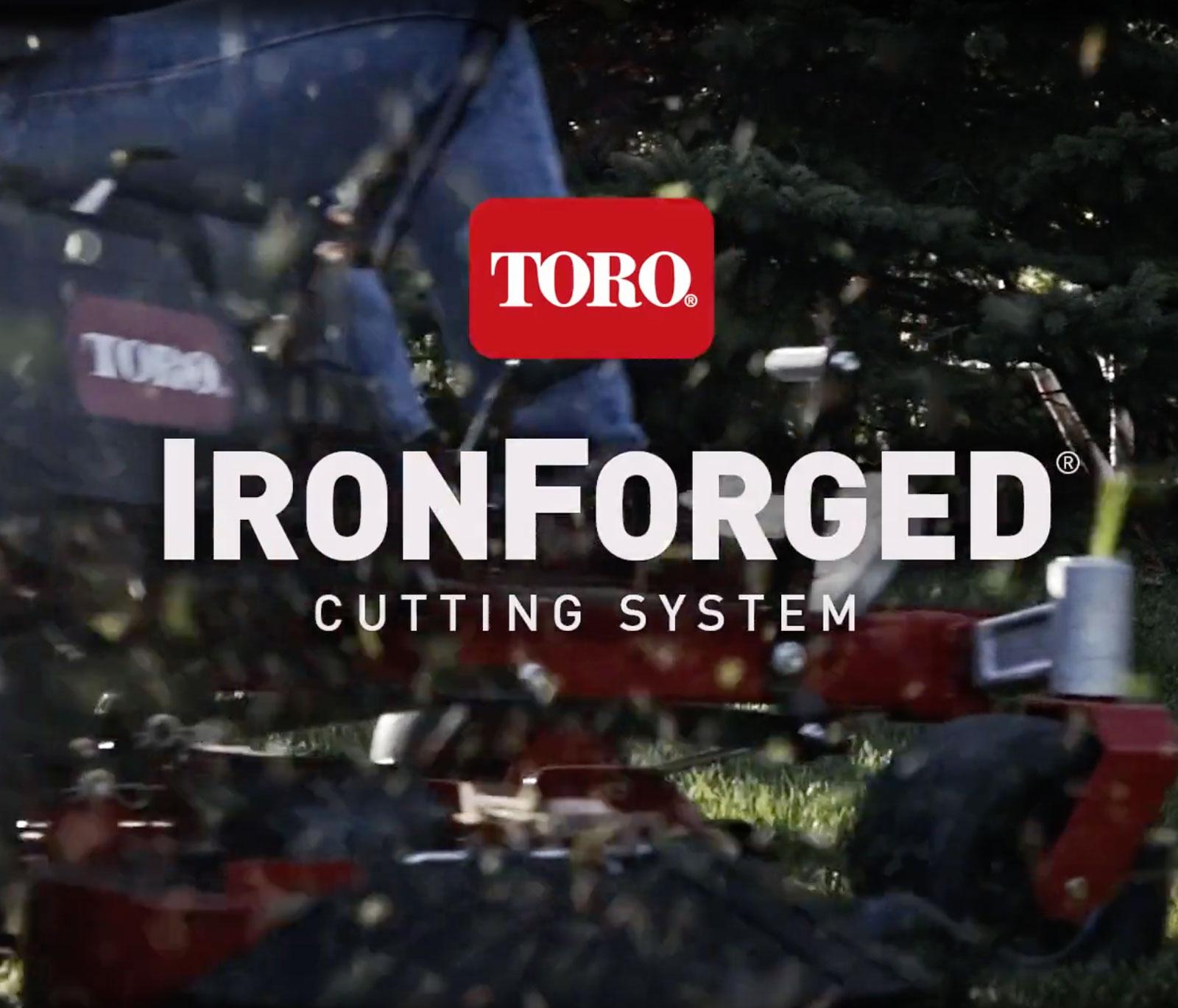 IronForged Deck