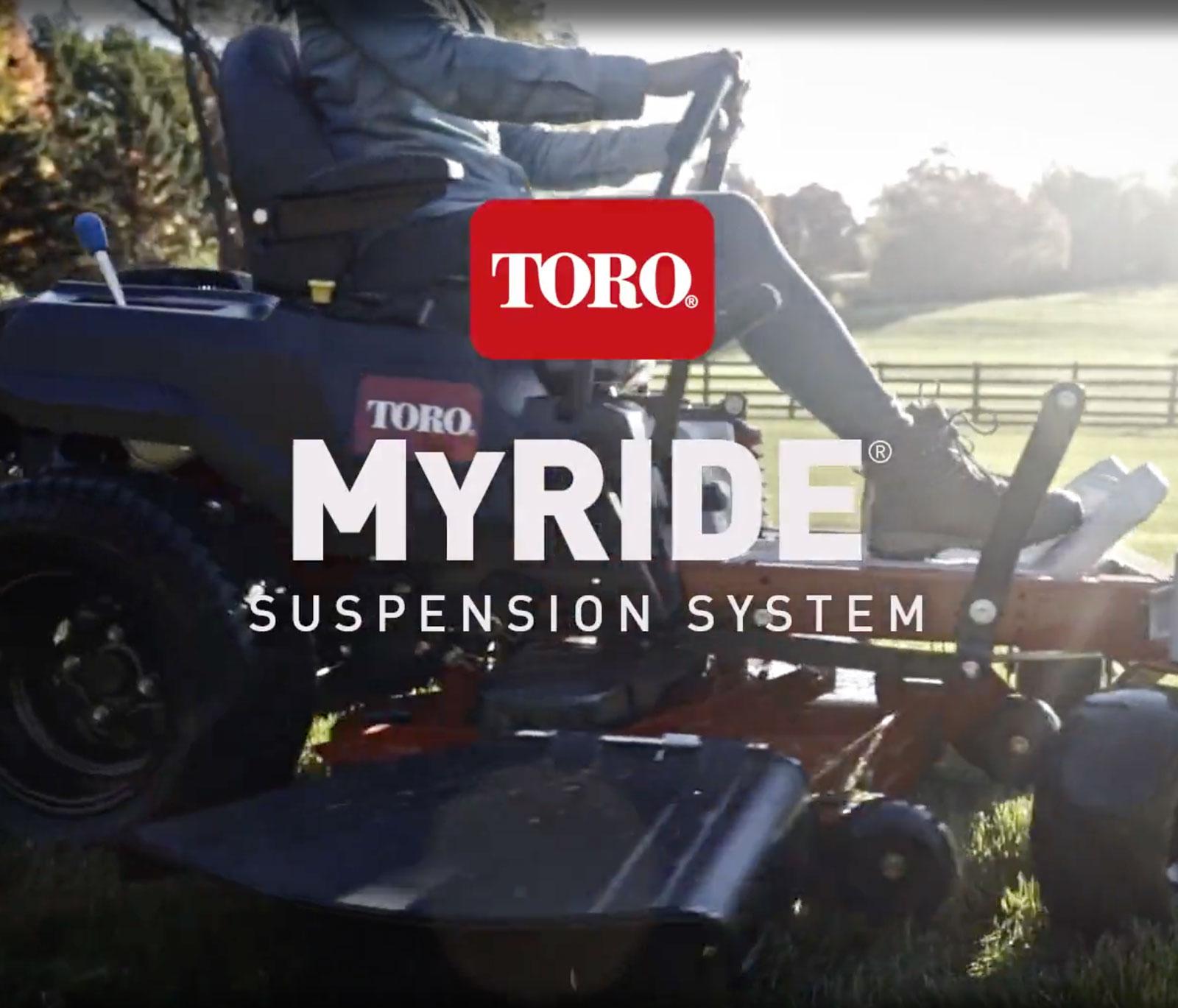 MyRide Suspension System