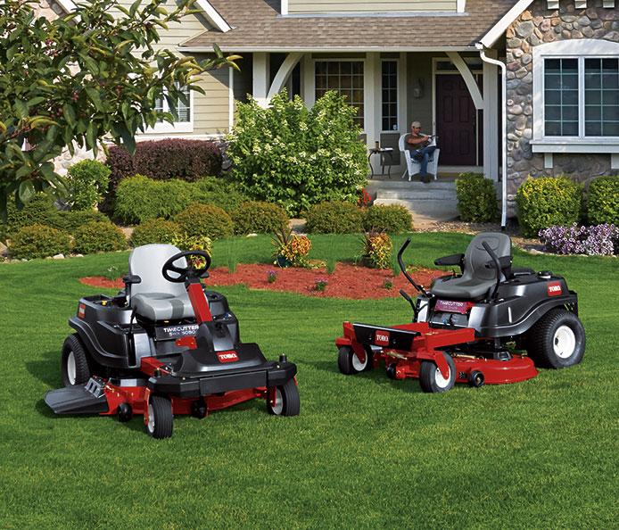 50 U0026quot  Timecutter U00ae Ss5000 Zero Turn Lawn Mower