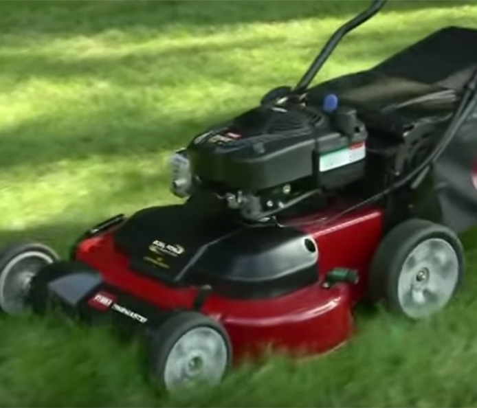 30 Wide Lawn Mower Toro Timemaster