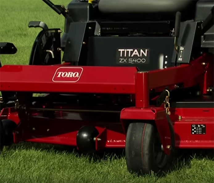 Large Acreage Owners Need A TITAN