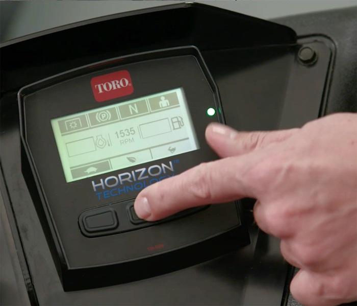 Horizon Technology - Fuel saving technology on commercial zero turn mowers