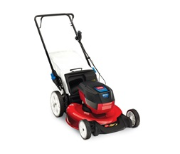"21"" 60V MAX* SMARTSTOW® High Wheel Push Mower"