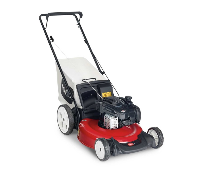 "21"" (53cm) High Wheel Push Mower (21332)"