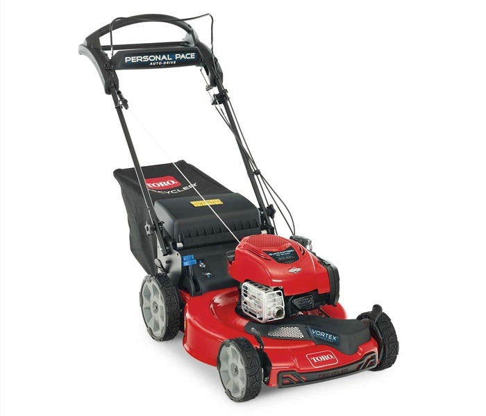 """22"""" (56cm) Personal Pace® All Wheel Drive Mower (21472)"""