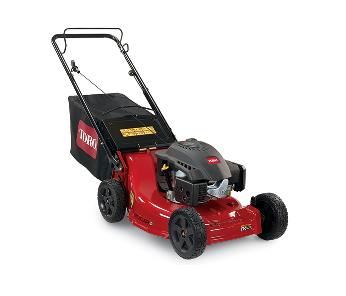 21 Quot Heavy Duty Push Mower Toro Ohv 22289 Toro