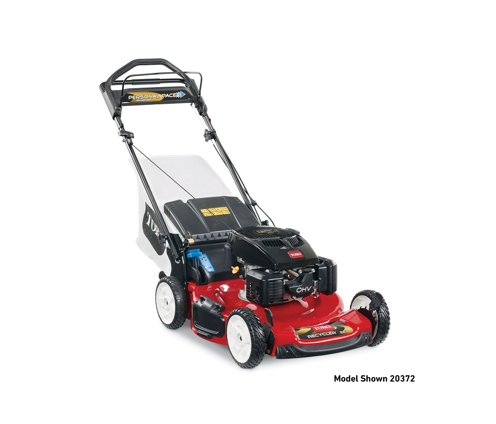 toro 22 56cm personal pace electric start lawn mower rh toro com toro personal pace mower parts list toro personal pace mower parts diagram