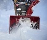Step up to the big leagues with the Toro Power Max HD two-stage snow blower.