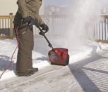 Fast and Efficient Snow Removal with the Toro Power Shovel