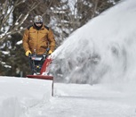 The Toro Power Max two-stage snow blower is built to last.