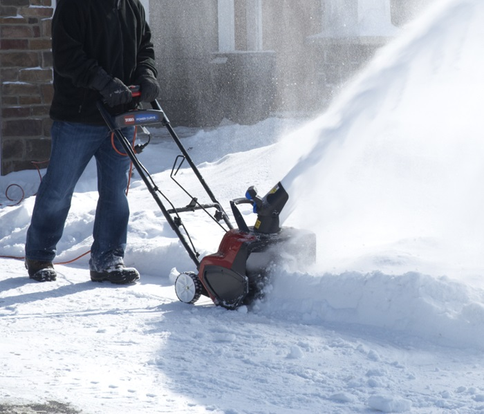 Fast and Efficient Snow Removal with the Toro 1800 Power Curve