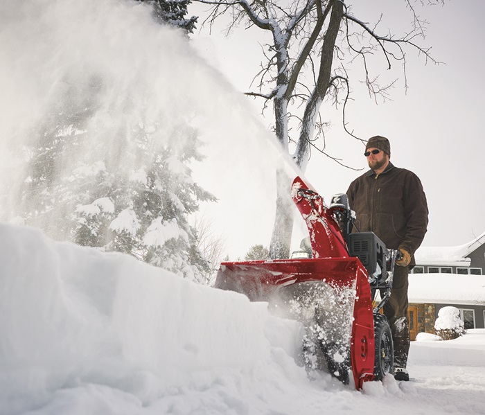 Toro Power Max HD two-stage snow blower