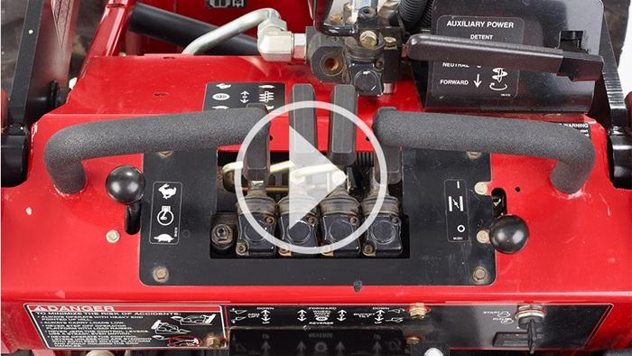 Dingo Control Panel