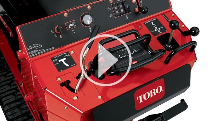 Dingo TX 1000 Controls