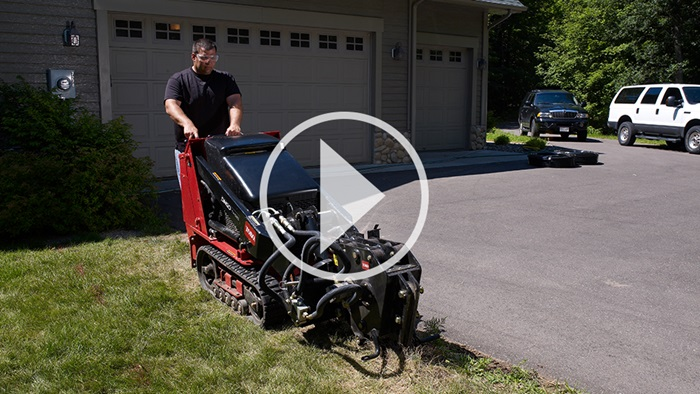 Vibratory Plow