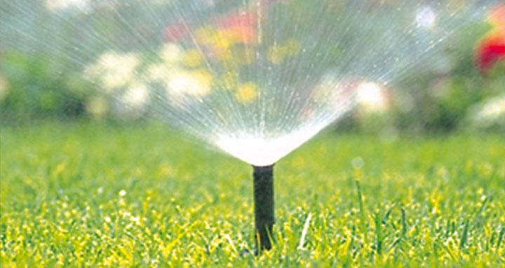 pressure regulator sprinkler