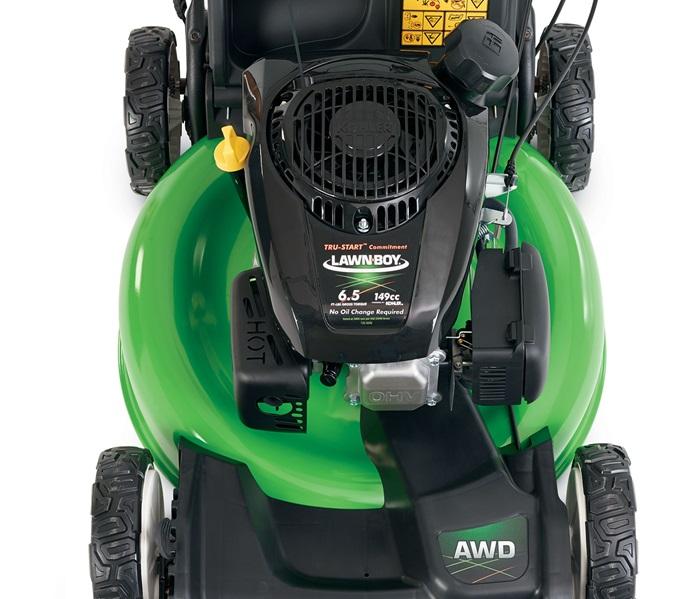 New Inventory|Lawn-Boy 21\'\' (53 cm) High Wheel Push with