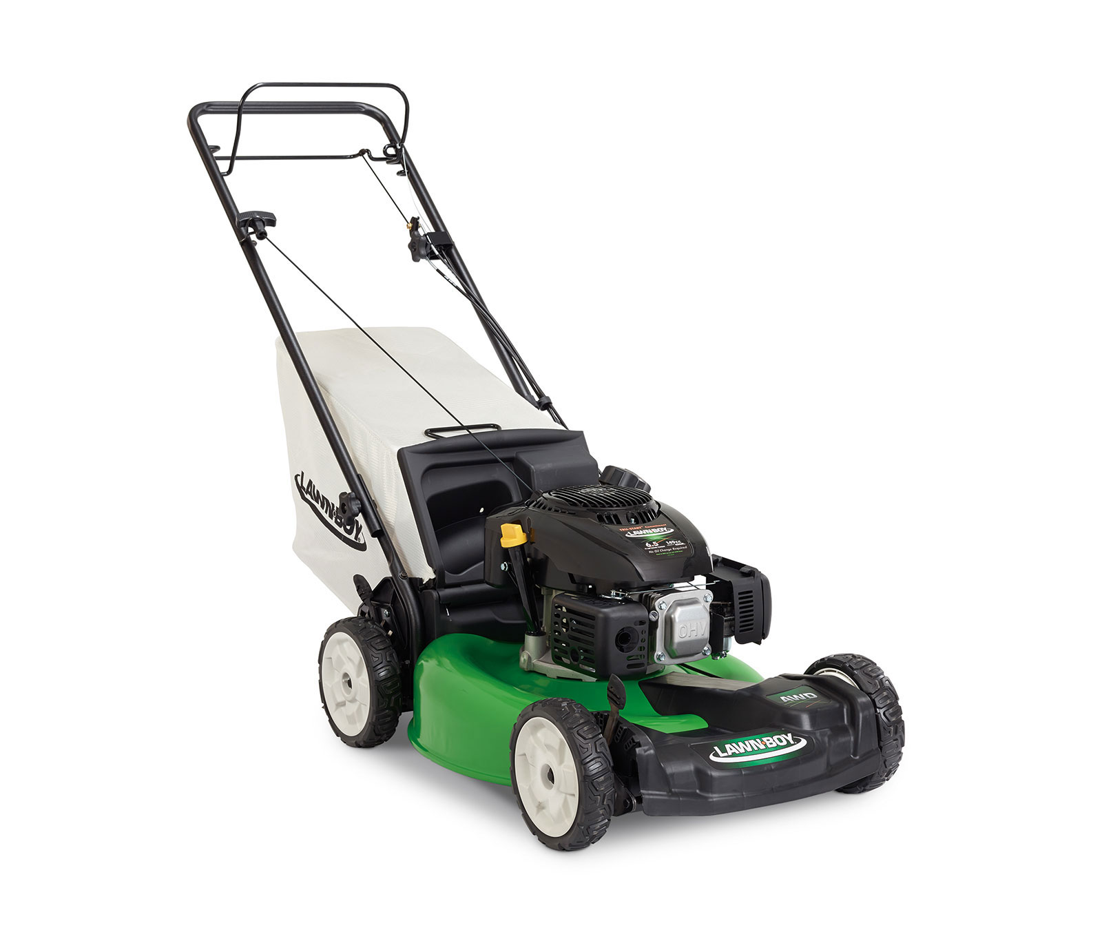 Lawnboy Mowers All Wheel Drive Mower