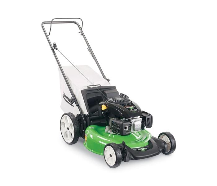 High Wheel Push Lawn Mower with Kohler Engine | Lawnboy