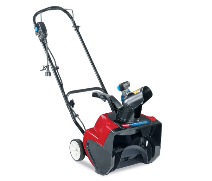 Menards Snow Blowers >> Toro | 1500 Power Curve® Electric Snowblower