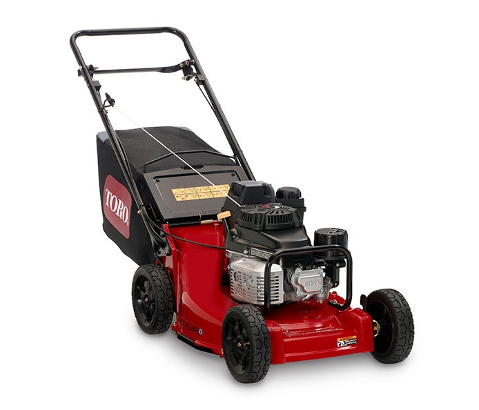 21 Quot Heavy Duty Self Propelled Mower Kawasaki Zone Start