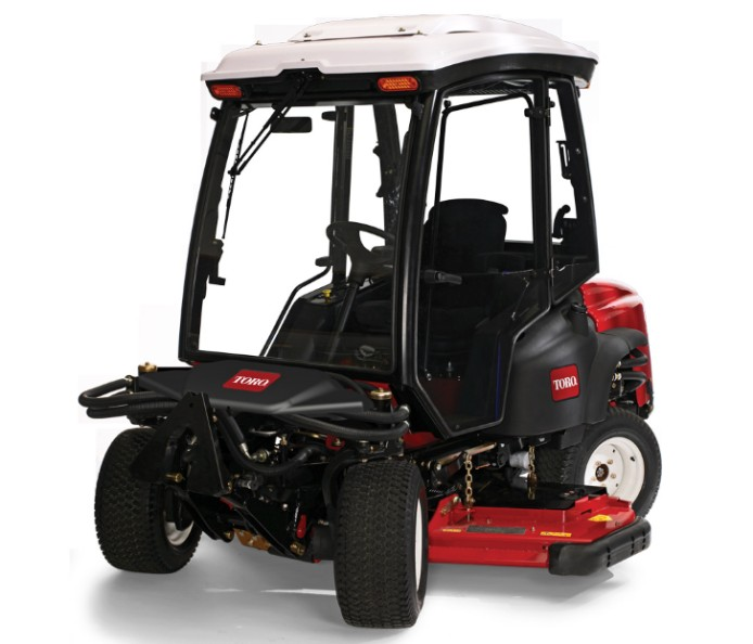 Groundsmaster® 360 Quad-Steer™ 4WD with Safety Cab (30540